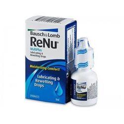 Renu Multi Plus sztuczne łzy 8 ml