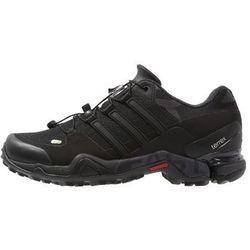 adidas Performance TERREX FAST R Półbuty trekkingowe core black/dark grey/chalk white