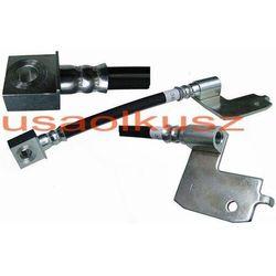 Tylny prawy elastyczny przewód hamulcowy Jeep Grand Cherokee ZJ ZG 52008662