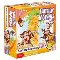 Mattel Spadające Małpki
