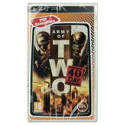 Army of Two: 40th Day (PSP)