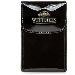 Etui na wizytówki WITTCHEN - Verona Business Card Holder 25-2-151-1 Czarny