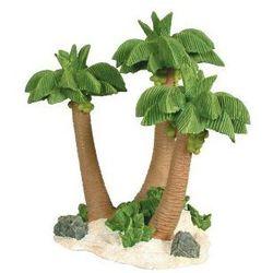 Wysepka z 3 palmami kokosowymi ZOLUX - 28 cm