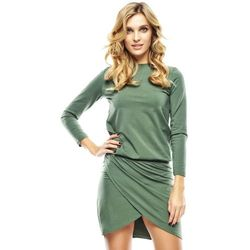 Sukienka Elisa w kolorze khaki