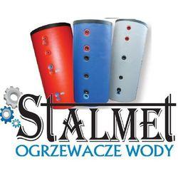 WYMIENNIK BOJLER STALMET 2xWĘŻ 350l SLIM SOLAR