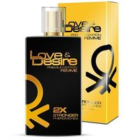 Love Desire PREMIUM 100ml Damskie perfumy z feromonami