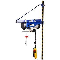 Wyciągarka linowa PROLIFTOR 600 + ramię wychylne do wyciągarki maks. obciążenie 600 kg