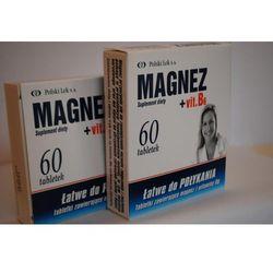 Magnez +Vit.B6 tabl. - 60 tabl.