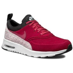 Buty NIKE - W Nike Air Max Thea Prm Lth 845062 600 Noble Red/Noble Red/Black