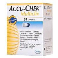 LANCET ACCU-CHEK Multiclix x 24 szt.