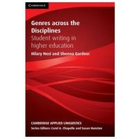 Genres Across the Disciplines: Student Writing in Higher Education (opr. miękka)