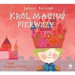 CD MP3 KRÓL MACIUŚ PIERWSZY (opr. kartonowa)