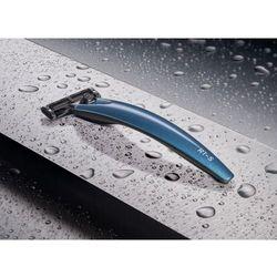 Bolin Webb Blue designerska maszynka do golenia na Gillette Mach3 WYPRZEDAŻ