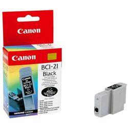 Tusz Canon BC-21BK Czarny do drukarek (Oryginalny) [9.5ml]