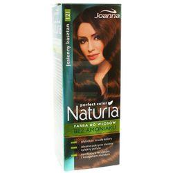 Joanna Naturia Perfect Color Farba do włosów bez amoniaku Jesienny Kasztan nr 121