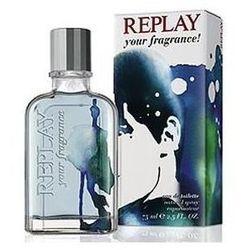 REPLAY your fragrance! for him perfumy męskie - woda toaletowa 75ml - 75ml