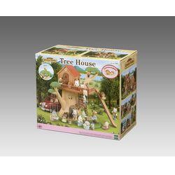 Sylvanian Families, domek na drzewie Darmowa dostawa do sklepów SMYK