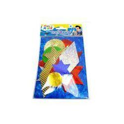 Pan Robótka - Świecący papier i kształty
