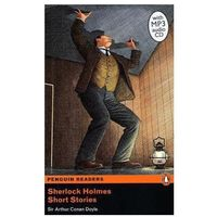Sherlock Holmes short stories with CD level 5 (opr. miękka)