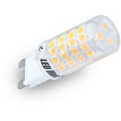 Żarówka LED G9 230V 4W biała ciepła - biała ciepła