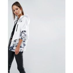 Nike Space Print Packable Jacket - White