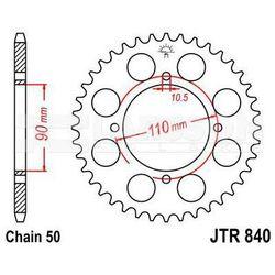 Zębatka tylna stalowa JT 840-38, 38Z, rozmiar 530 2300321 Yamaha XS 400