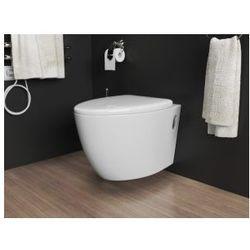 UGO Miska WC wisząca + deska wolnoopadająca