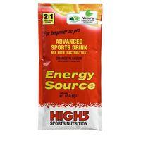 High5 Energy Source Napój fitness pomarańczowe 47 g z elektrolit