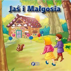 Jaś i Małgosia + zakładka do książki GRATIS (opr. kartonowa)