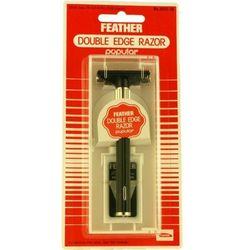 Maszynka do golenia Feather Popular TTO