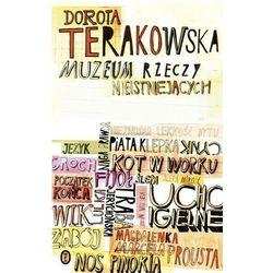 Muzeum rzeczy nieistniejących - ŁÓDŹ, odbiór osobisty za 0zł! (opr. broszurowa)