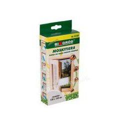 Moskitiera-siatka do okien przeciw owadom 1,3x1,5m