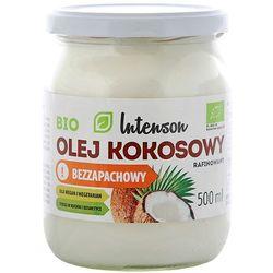 INTENSON Bio Olej Kokosowy Rafinowany 500 ml