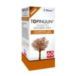 Topinulin Diabetes tabl. - 60 tabl.