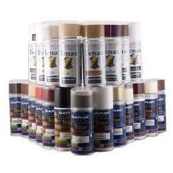 Farba Lakier do Skóry Tenax Spray SAPHIR 17 Kolorów