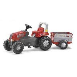 ROLLY TOYS Junior Farm RT- Traktor z przyczepą