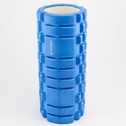 Wałek fitness 33cm FS103 niebieski - HMS - niebieski