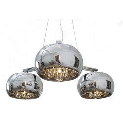Lampa wisząca CRYSTAL II by Zuma Line