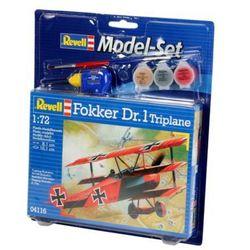 REVELL Model Set Fokker Dr. 1 Tripla