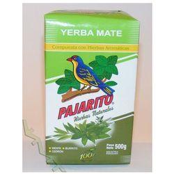 Yerba Mate Pajarito Hierbas 500g