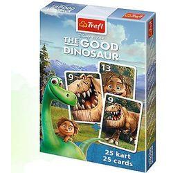 Karty Piotruś TREFL 08467 The Good Dinosaur