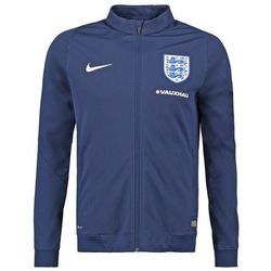 Nike Performance ENGLAND Kurtka sportowa midnight navy/deep royal blue/white