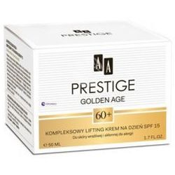 AA Prestige Golden Age 60+ (W) kompleksowy lifting krem na dzień SPF15 50ml