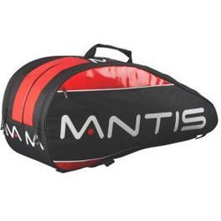 Mantis 6 Rackets Thermo Bag R/B