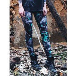 spodnie damskie (legginsy) Disturbia - Chenobyl - 111