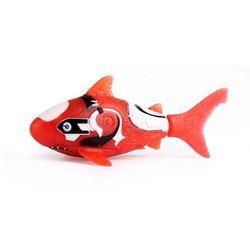 Robofish Rybka i 2 koralowce czerwony rekin