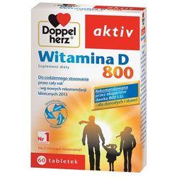 Doppelherz Aktiv Witamina D 800 60tbl