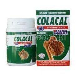 Colacal kapsułki kolagen z wapniem, 60 kaps.