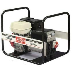 Agregat prądotwórczy Fogo FH 9000, Model - FH 9000 R
