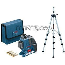 GLL 3-50 P laser krzyżowy Bosch